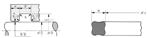 Structure and Function of X-Ring
