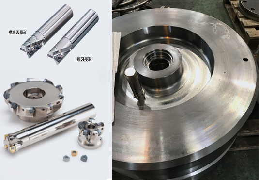 SAMPLE FOR IMPROVED MACHINING TIME FOR MILLING PROCESS